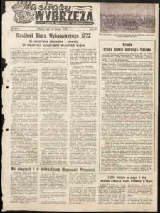 Na Straży Wybrzeża : gazeta marynarki wojennej, 1951, nr 44