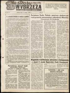 Na Straży Wybrzeża : gazeta marynarki wojennej, 1951, nr 46