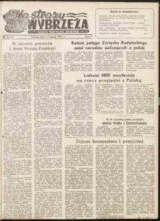 Na Straży Wybrzeża : gazeta marynarki wojennej, 1951, nr 57