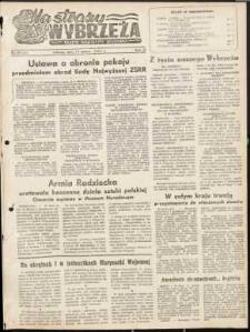 Na Straży Wybrzeża : gazeta marynarki wojennej, 1951, nr 59