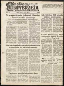 Na Straży Wybrzeża : gazeta marynarki wojennej, 1951, nr 60