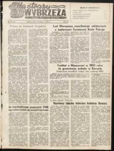 Na Straży Wybrzeża : gazeta marynarki wojennej, 1951, nr 63