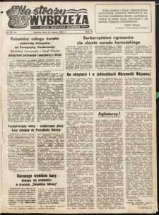 Na Straży Wybrzeża : gazeta marynarki wojennej, 1951, nr 66
