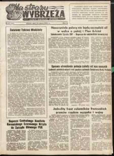 Na Straży Wybrzeża : gazeta marynarki wojennej, 1951, nr 67
