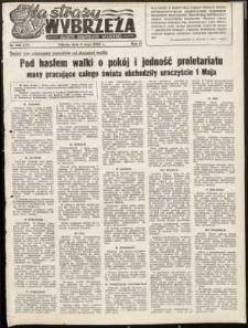 Na Straży Wybrzeża : gazeta marynarki wojennej, 1951, nr 101