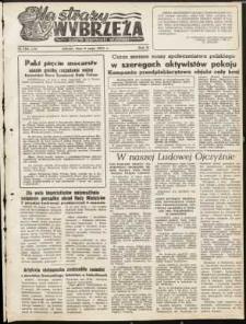 Na Straży Wybrzeża : gazeta marynarki wojennej, 1951, nr 106