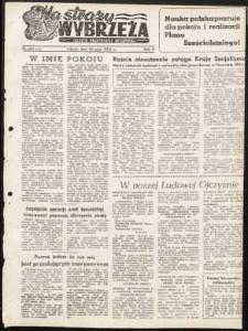 Na Straży Wybrzeża : gazeta marynarki wojennej, 1951, nr 108