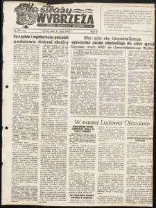 Na Straży Wybrzeża : gazeta marynarki wojennej, 1951, nr 109