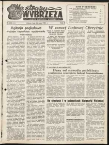 Na Straży Wybrzeża : gazeta marynarki wojennej, 1951, nr 120