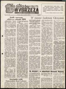 Na Straży Wybrzeża : gazeta marynarki wojennej, 1951, nr 131