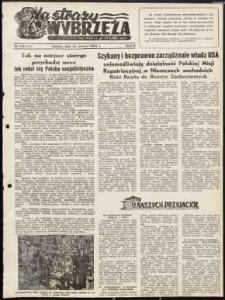 Na Straży Wybrzeża : gazeta marynarki wojennej, 1951, nr 139