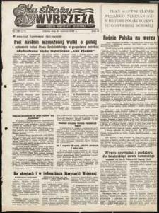 Na Straży Wybrzeża : gazeta marynarki wojennej, 1951, nr 140