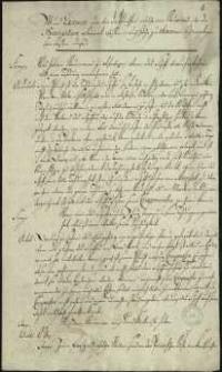 Cechy Gdańskie. Żeglarze morscy. Żeglarstwo. Sprawy techniczne [1750-1822]