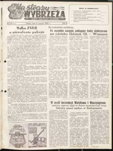 Na Straży Wybrzeża : gazeta marynarki wojennej, 1951, nr 149