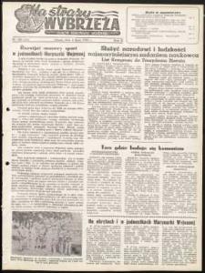 Na Straży Wybrzeża : gazeta marynarki wojennej, 1951, nr 155