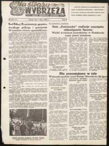 Na Straży Wybrzeża : gazeta marynarki wojennej, 1951, nr 158