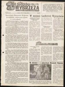 Na Straży Wybrzeża : gazeta marynarki wojennej, 1951, nr 161