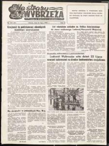 Na Straży Wybrzeża : gazeta marynarki wojennej, 1951, nr 170