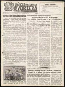 Na Straży Wybrzeża : gazeta marynarki wojennej, 1951, nr 181