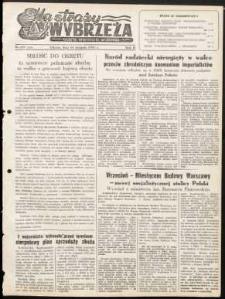 Na Straży Wybrzeża : gazeta marynarki wojennej, 1951, nr 207