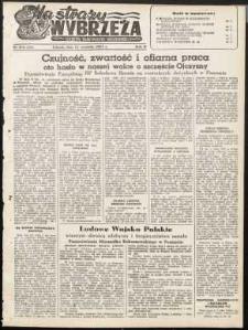 Na Straży Wybrzeża : gazeta marynarki wojennej, 1951, nr 216
