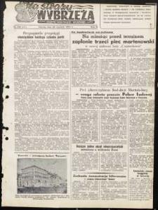 Na Straży Wybrzeża : gazeta marynarki wojennej, 1951, nr 224