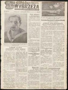 Na Straży Wybrzeża : gazeta marynarki wojennej, 1951, nr 238