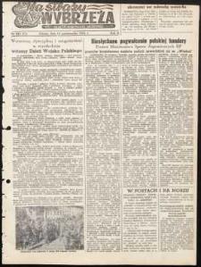 Na Straży Wybrzeża : gazeta marynarki wojennej, 1951, nr 241