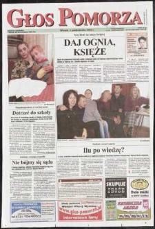 Głos Pomorza, 2000, październik, nr 230