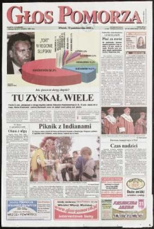 Głos Pomorza, 2000, październik, nr 236