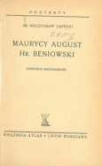Maurycy August Hr. Beniowski ; zdobywca Madagaskaru