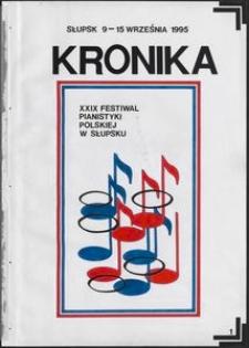 Kronika : 29 Festiwal Pianistyki Polskiej