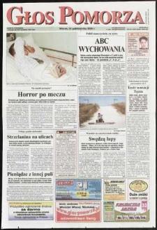 Głos Pomorza, 2000, październik, nr 248