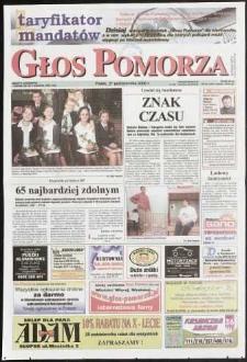 Głos Pomorza, 2000, październik, nr 251