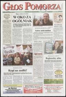 Głos Pomorza, 2000, listopad, nr 272