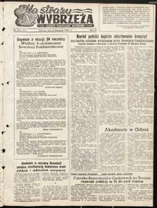 Na Straży Wybrzeża : gazeta marynarki wojennej, 1951, nr 266