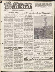 Na Straży Wybrzeża : gazeta marynarki wojennej, 1951, nr 280