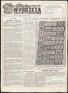Na Straży Wybrzeża : gazeta marynarki wojennej, 1952, nr 1