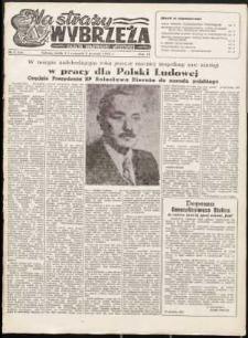 Na Straży Wybrzeża : gazeta marynarki wojennej, 1952, nr 2