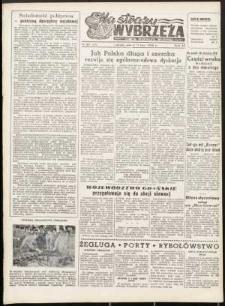 Na Straży Wybrzeża : gazeta marynarki wojennej, 1952, nr 34