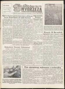 Na Straży Wybrzeża : gazeta marynarki wojennej, 1952, nr 35