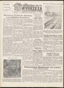 Na Straży Wybrzeża : gazeta marynarki wojennej, 1952, nr 36