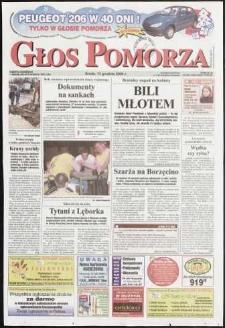 Głos Pomorza, 2000, grudzień, nr 289