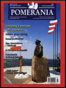 Pomerania : miesięcznik społeczno-kulturalny, 2010, nr 2