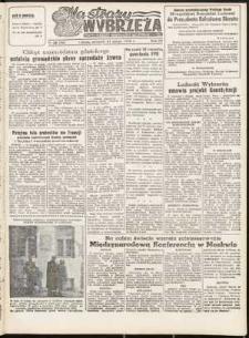 Na Straży Wybrzeża : gazeta marynarki wojennej, 1952, nr 44