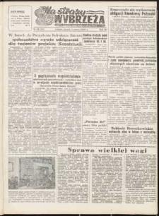 Na Straży Wybrzeża : gazeta marynarki wojennej, 1952, nr 54