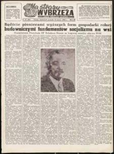Na Straży Wybrzeża : gazeta marynarki wojennej, 1952, nr 59