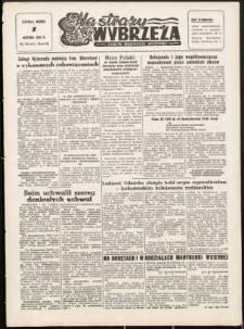 Na Straży Wybrzeża : gazeta marynarki wojennej, 1952, nr 78