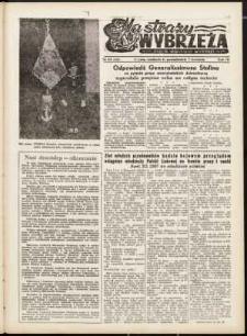 Na Straży Wybrzeża : gazeta marynarki wojennej, 1952, nr 83
