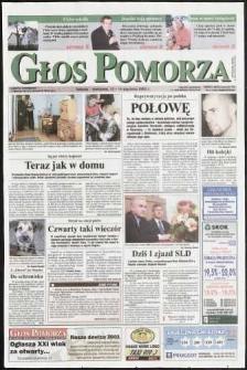 Głos Pomorza, 2001, styczeń, nr 11